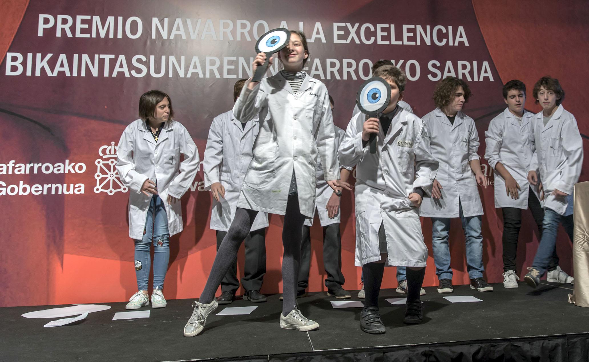 A: Jesús Caso F: 27-11-2017 P: L: Gorraiz T: Premios Excelencia.